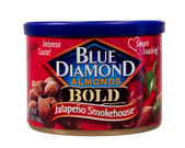 Blue Diamond almonds — Stock Photo