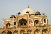 Closer view of Humayun's Tomb — Stock Photo