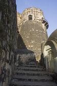 Stairway to Jhansi Fort — Stock Photo