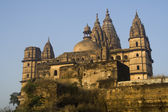 Imposing Chaturbhuj Temple — Stock Photo