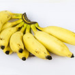 Stock Photo: Golden Bunch of Banana