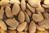 Healthful, Nutritious Almonds — Stock Photo