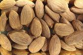 Healthful, Nutritious Almonds — Stock Photo