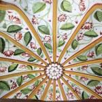 Постер, плакат: Floral Dome Design