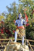 Lord Shiva holding Trident — Stock Photo