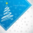 Background design for christmas holidays — Stock vektor