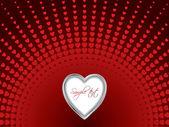 Valentine card 15 — Cтоковый вектор