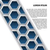 为文本空间的抽象背景设计 — 图库矢量图片