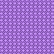 Stock Vector: Purple tileable pattern background