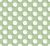 Tileable stylish background design with dots — Stock Vector