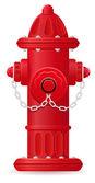 Fire hydrant vector illustration — Stock Vector
