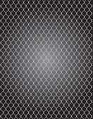 Mesh wire for fencing vector — Stock Vector