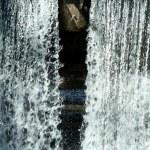 Flowing waterfall — Stock Photo #25995955