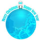 Adorno de navidad — Foto de Stock