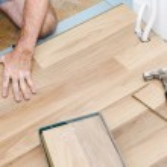 Floor installation — Stock Photo #38776925