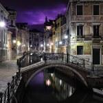 Thunderstorm in Venice — Stock Photo
