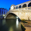 Rialto Bridge in Venice — Stock Photo #12119059