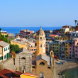 Wonderful evening in Vernazza village — Stock Photo #12466085