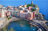 Beautiful view of Vernazza — Stock Photo