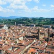 Panoramic view of Florence - Stock Photo