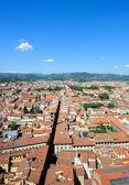 佛罗伦萨的全景视图 — 图库照片