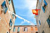 Life in Venice — Stock Photo