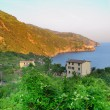ストック写真: Sunset landscape of Monterosso