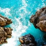 Sea and rocks — Stock Photo #8438000