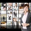 Business assistant - Stock Photo
