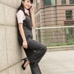 Confident business woman — Stock Photo #22667791