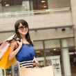 Shopping woman — Stock Photo #22667957