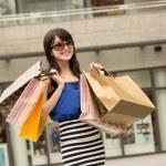 Shopping woman — Stock Photo #22667961
