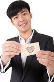 Kalp işareti — Stok fotoğraf