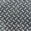Royalty-Free Stock Photo: Metal diamond plate