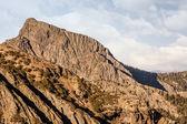 Mt Jade east peak — Stock Photo
