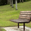 Bench in the park — Stock Photo #28444597