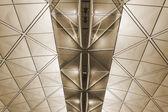 Edifício de teto — Fotografia Stock