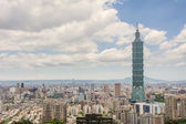 Taipei scenery — Stock Photo