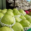 Guavas in marketplace. — Stock Photo