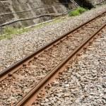 Rusty railroad — Stock Photo #31167831