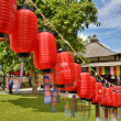 Asian red lanterns — Stock Photo #31331481