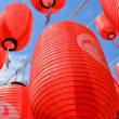 Asian red lanterns — Stock Photo #31332671