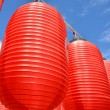 Asian red lanterns — Stock Photo #31332905