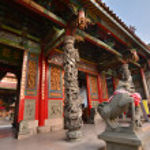 Tainan grand matsu Tapınağı — Stok fotoğraf #31840757