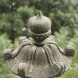 Traditional asistone lantern — Stock Photo #31986881