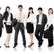 Asian business team — Stock Photo #38179615