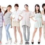 Asian women — Stock Photo #39024617