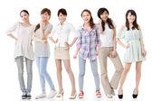 Asian women — Stock Photo