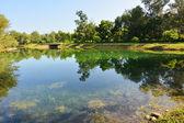 Pipa lake — Stockfoto