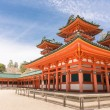 Heian Jingu Shrine — Stock Photo #46950907